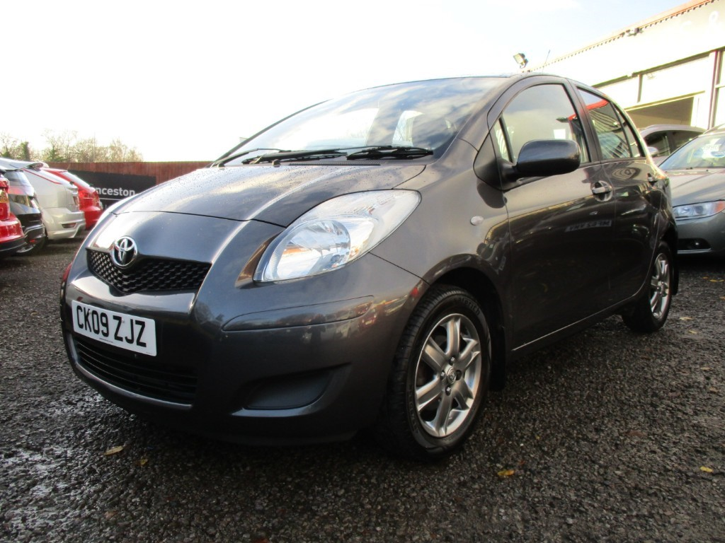 used Toyota Yaris D-4D TR in torfaen