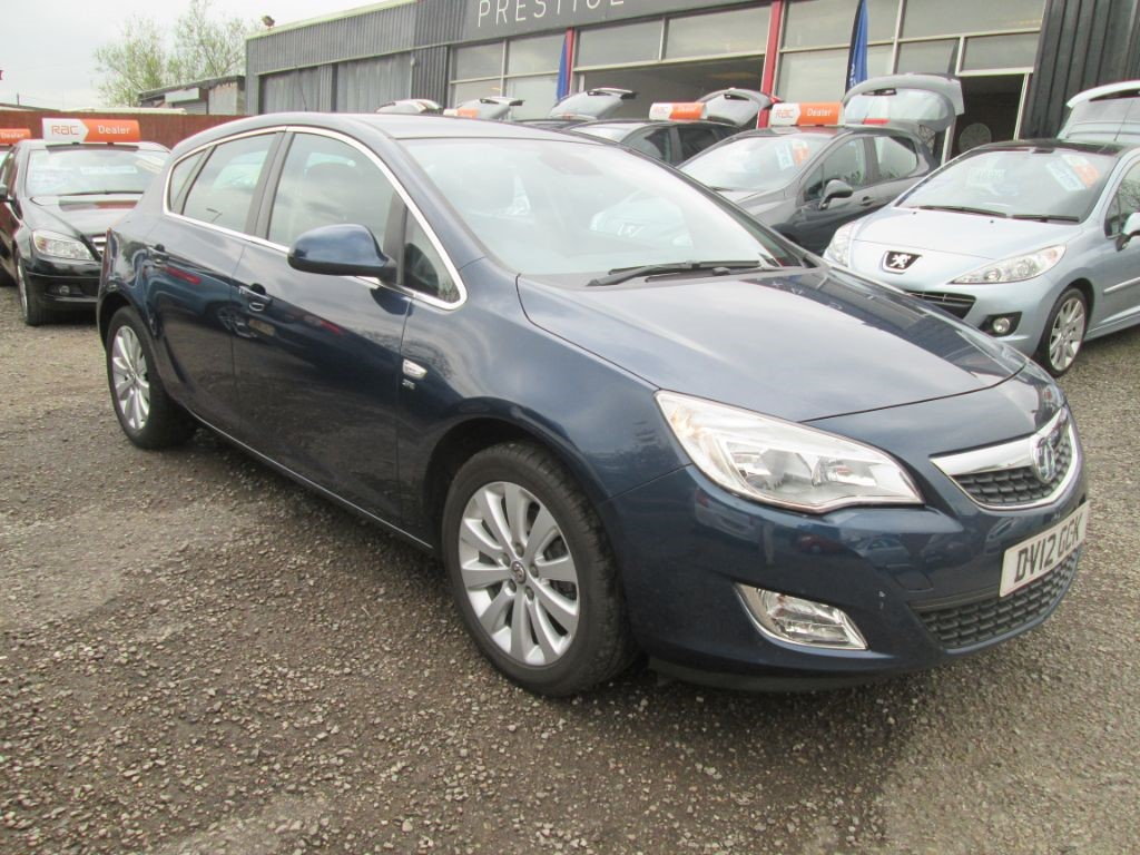 used Vauxhall Astra SE CDTI S/S in torfaen