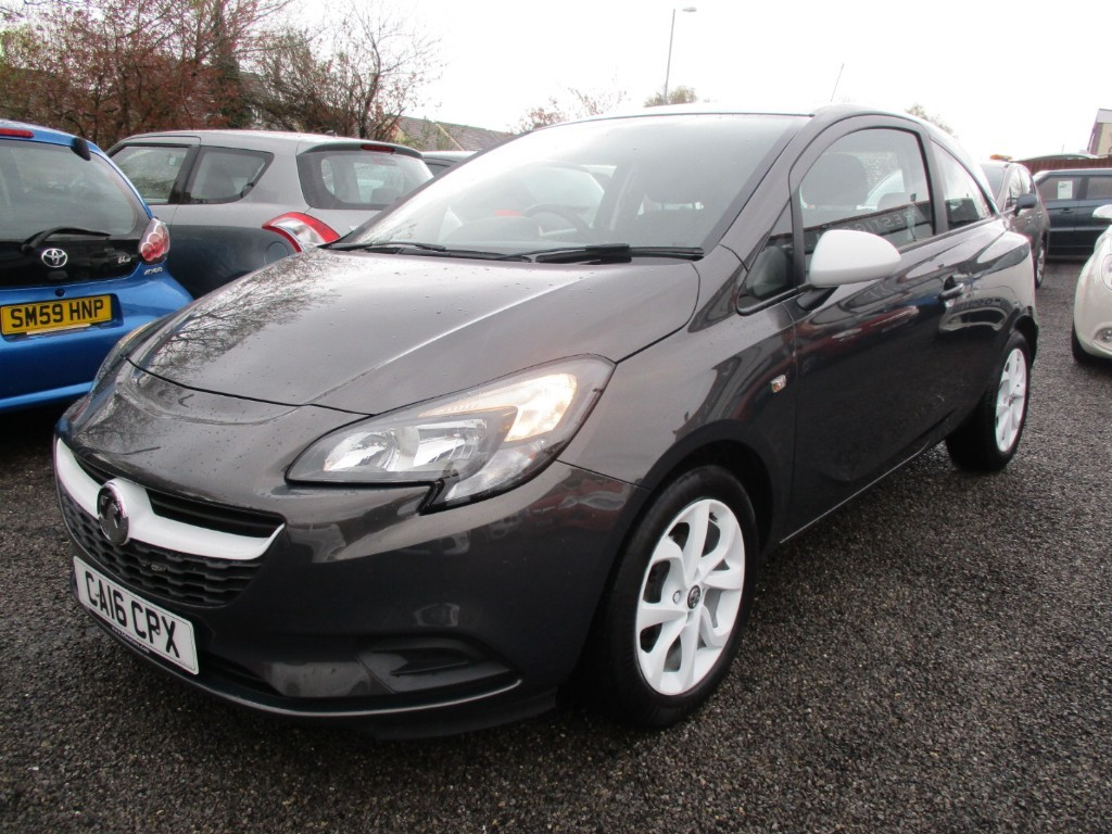 used Vauxhall Corsa STING ECOFLEX in torfaen
