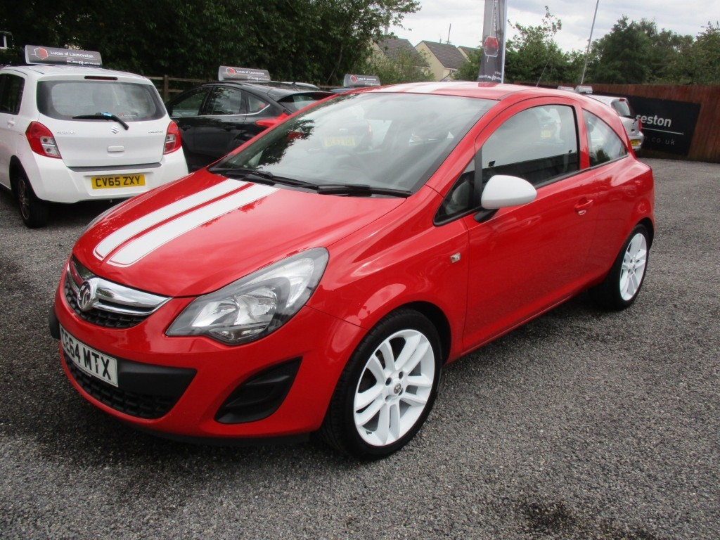 used Vauxhall Corsa STING in torfaen