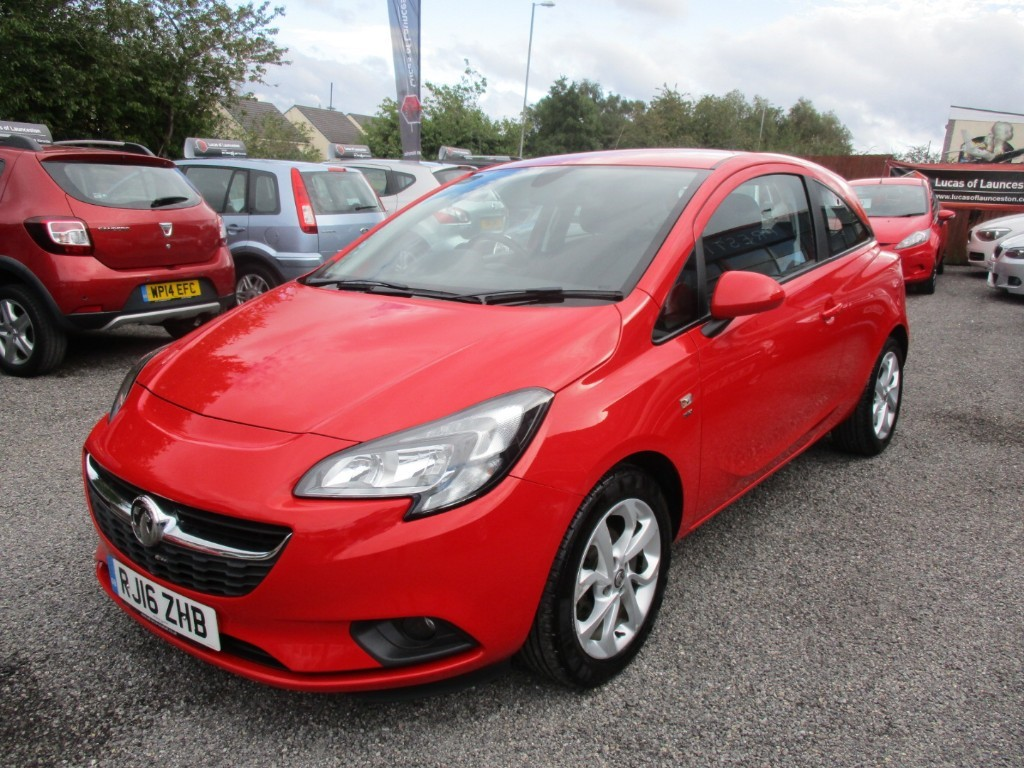 used Vauxhall Corsa ENERGY AC ECOFLEX in torfaen