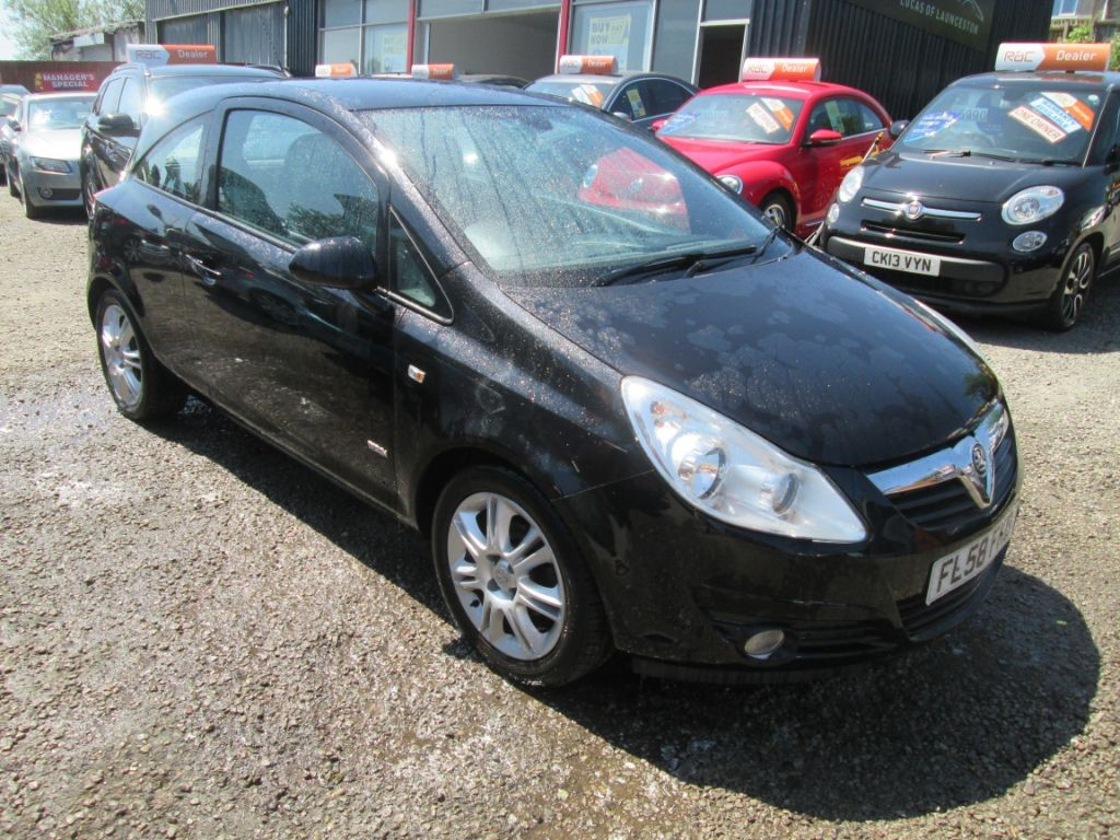 used Vauxhall Corsa DESIGN in torfaen