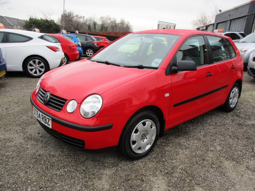 used VW Polo E (55BHP) in torfaen
