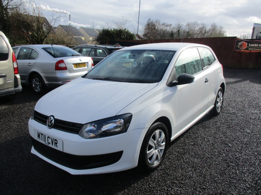 used VW Polo S in torfaen