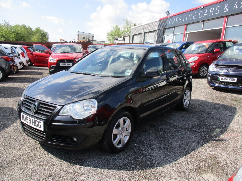 used VW Polo MATCH (60BHP) in torfaen