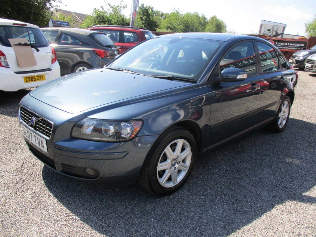 used Volvo S40 S in torfaen