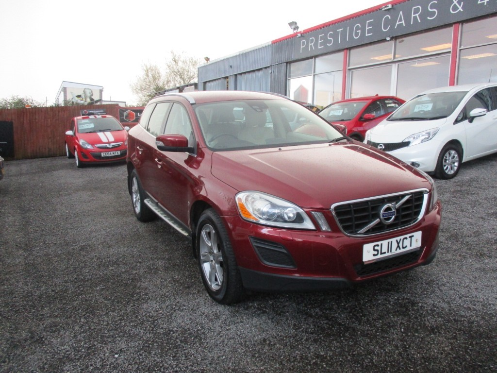 used Volvo XC60 D3 DRIVE SE LUX in torfaen