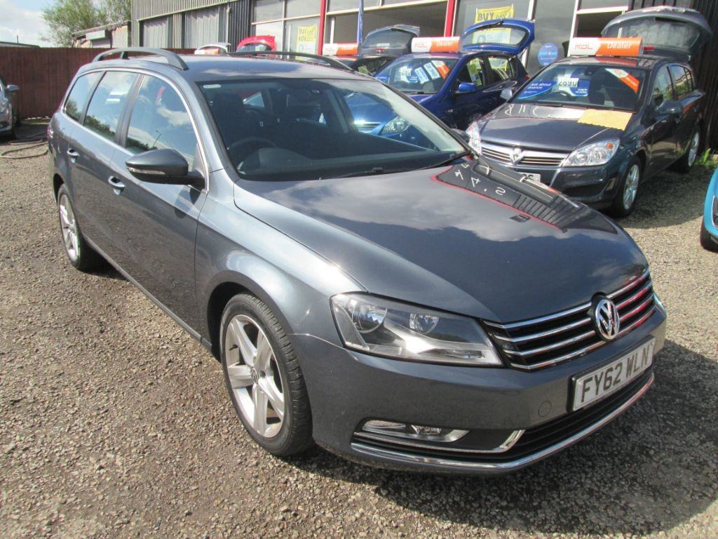 used VW Passat SE TDI BLUEMOTION TECHNOLOGY in torfaen