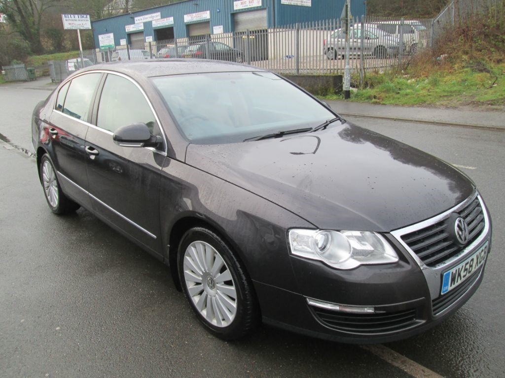 used VW Passat HIGHLINE TDI in torfaen