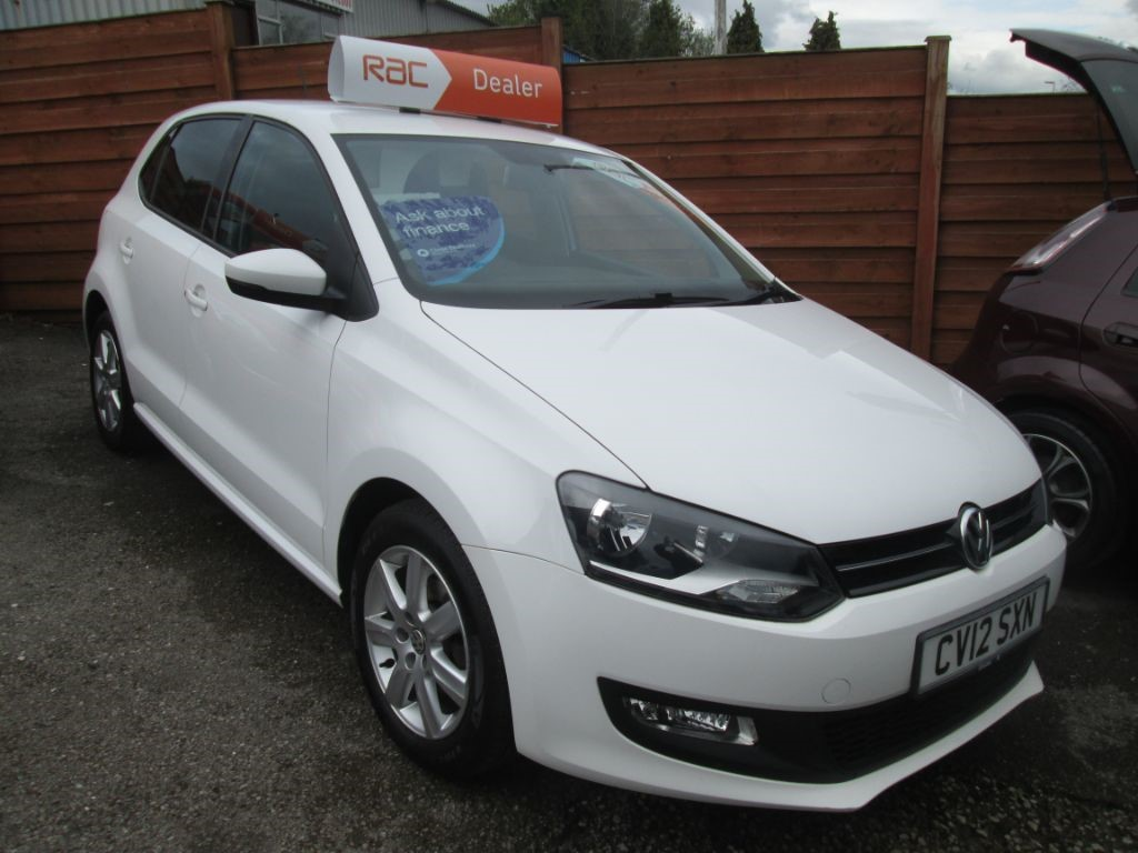 used VW Polo MATCH in torfaen