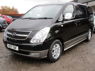 Hyundai i800 for sale