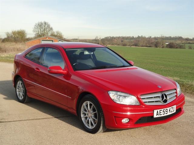 Mercedes CLC200