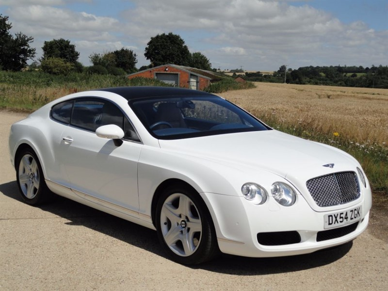 used Bentley Continental GT 2dr in chelmsford