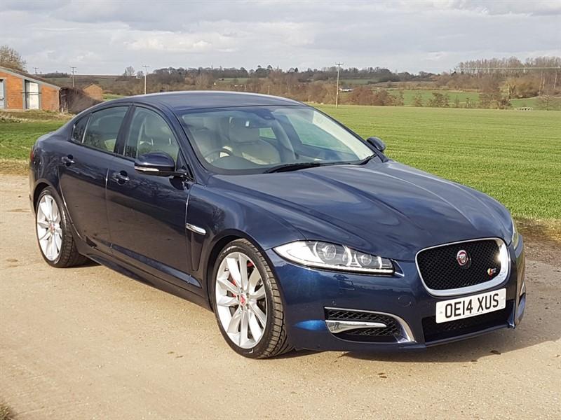 used Jaguar XF D V6 S PORTFOLIO in chelmsford-essex