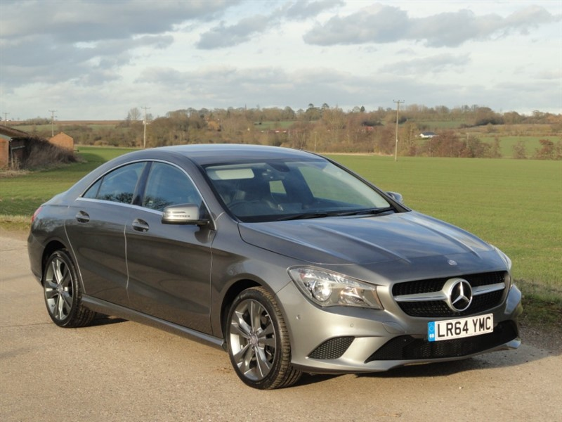 used Mercedes CLA 220 CDI CLA220 CDI SPORT in chelmsford-essex