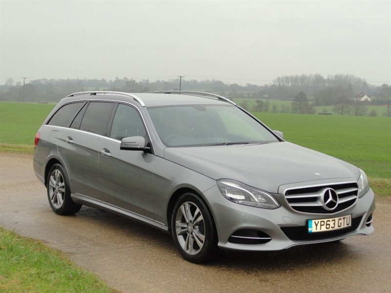 used Mercedes E220 CDI SE 7G-Tronic Plus in chelmsford-essex