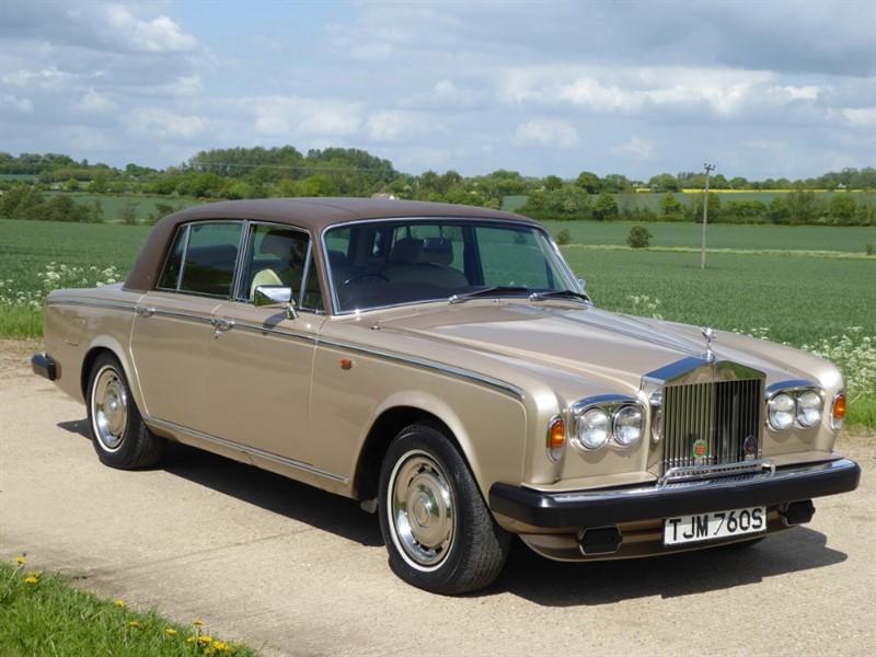 used Rolls-Royce Silver Shadow 6.8 II 4dr in chelmsford-essex