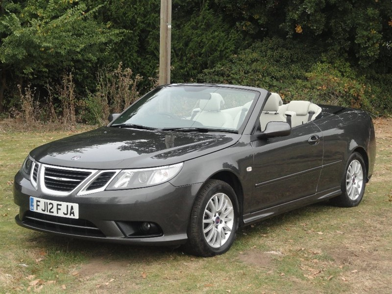 used Saab 9-3 TTiD SE 2dr in chelmsford