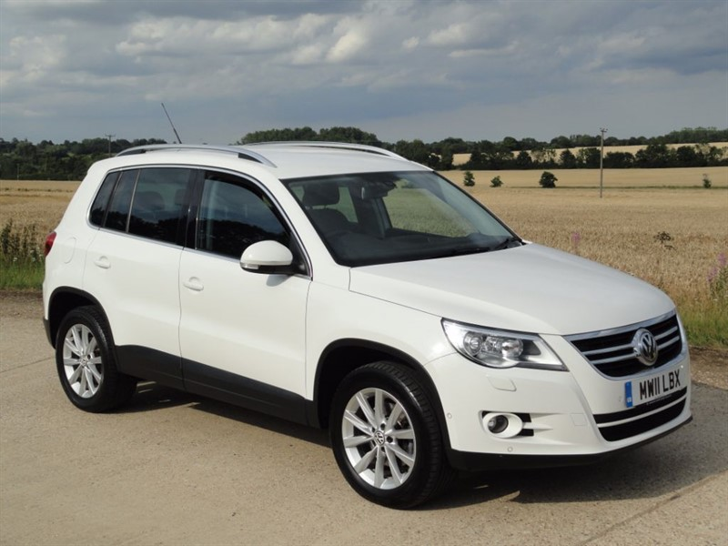 used VW Tiguan MATCH TDI 4MOTION in chelmsford