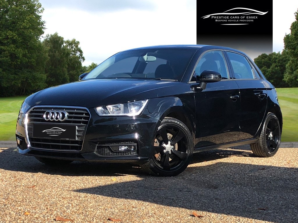 used Audi A1 SPORTBACK TDI SPORT in ongar-essex