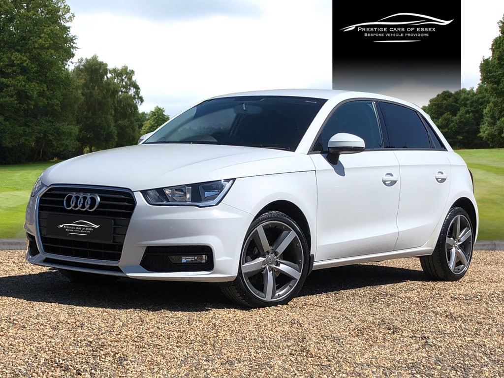 used Audi A1 SPORTBACK TFSI SPORT in ongar-essex