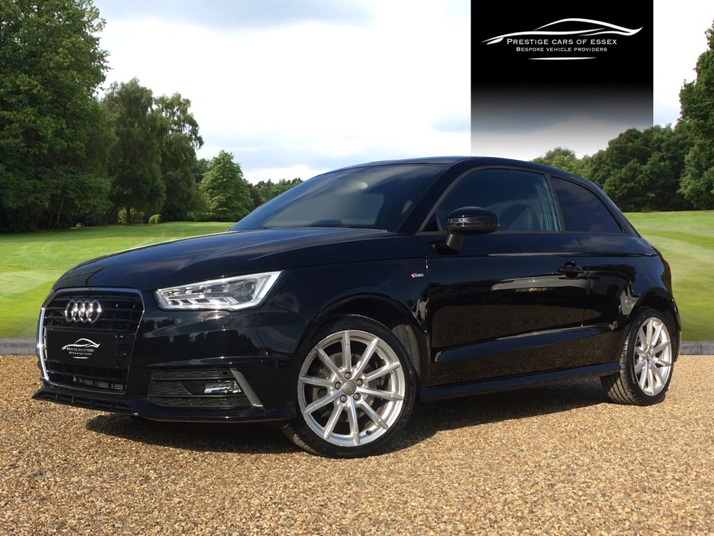 used Audi A1 TFSI S LINE in ongar-essex
