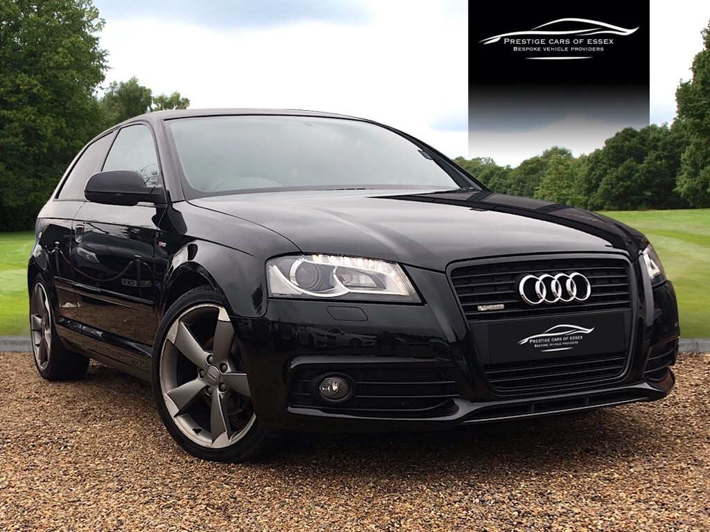 used Audi A3 TDI S LINE SPECIAL EDITION in ongar-essex