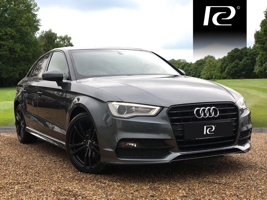 used Audi A3 TDI S LINE NAV in ongar-essex