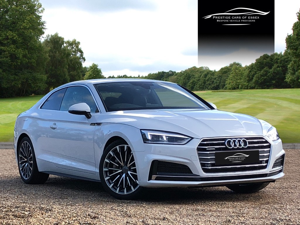 used Audi A5 TFSI QUATTRO S LINE in ongar-essex