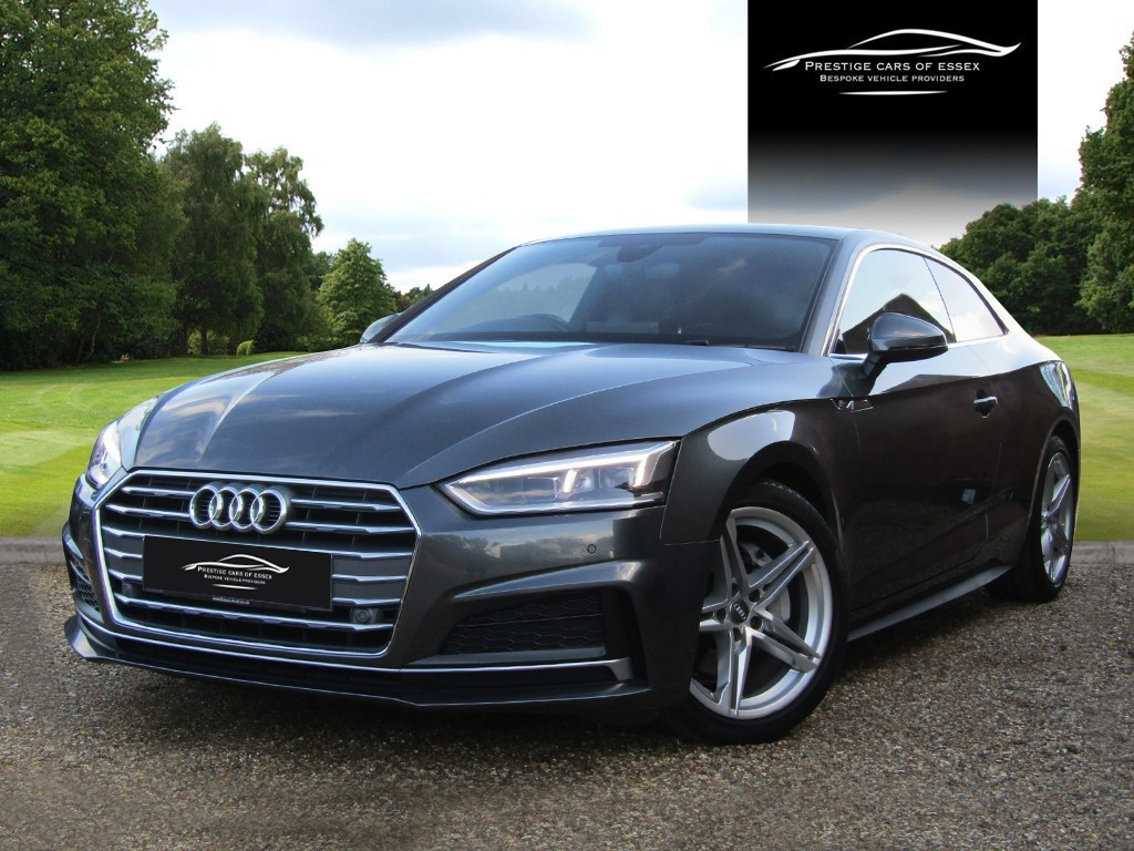 used Audi A5 TDI ULTRA S LINE in ongar-essex