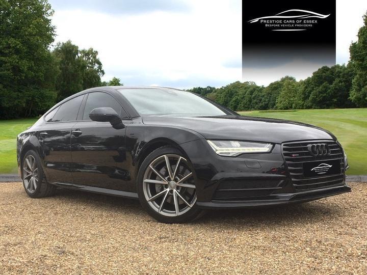 used Audi A7 SPORTBACK TDI QUATTRO S LINE in ongar-essex