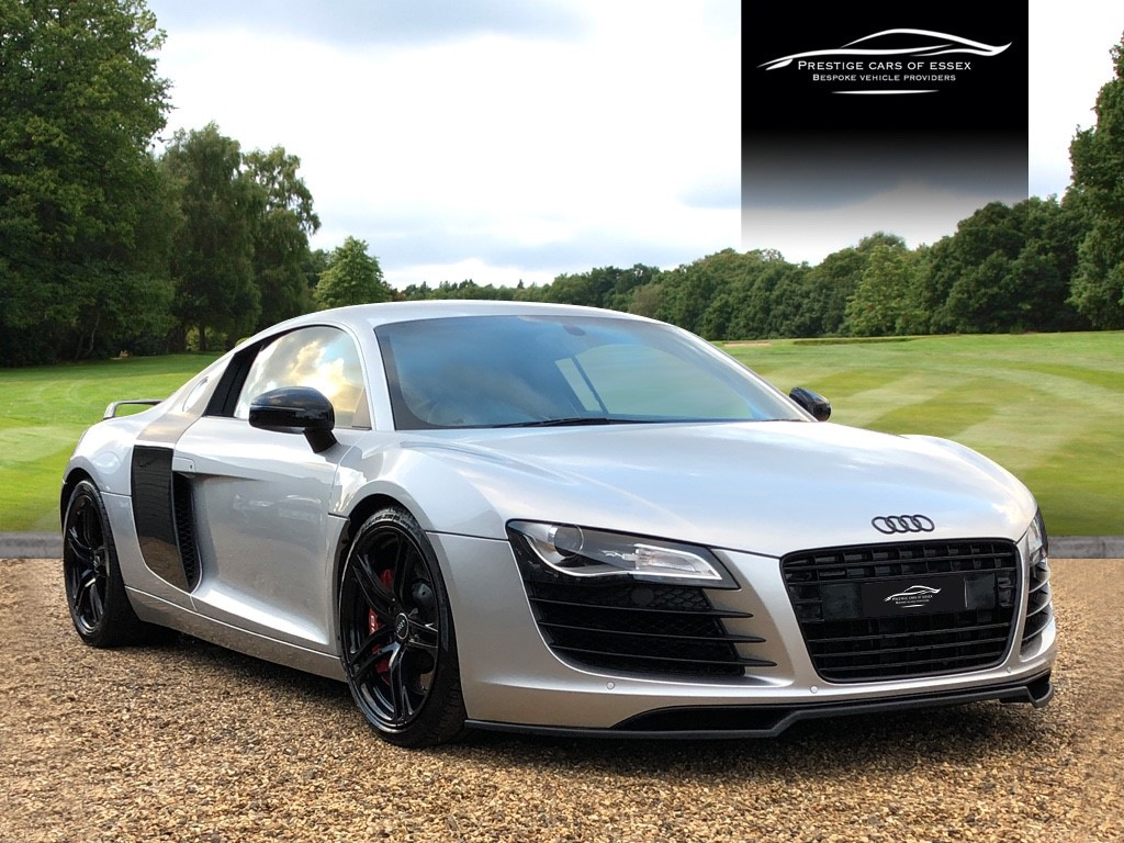 used Audi R8 QUATTRO in ongar-essex