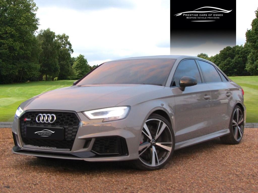 used Audi RS3 RS 3 QUATTRO in ongar-essex