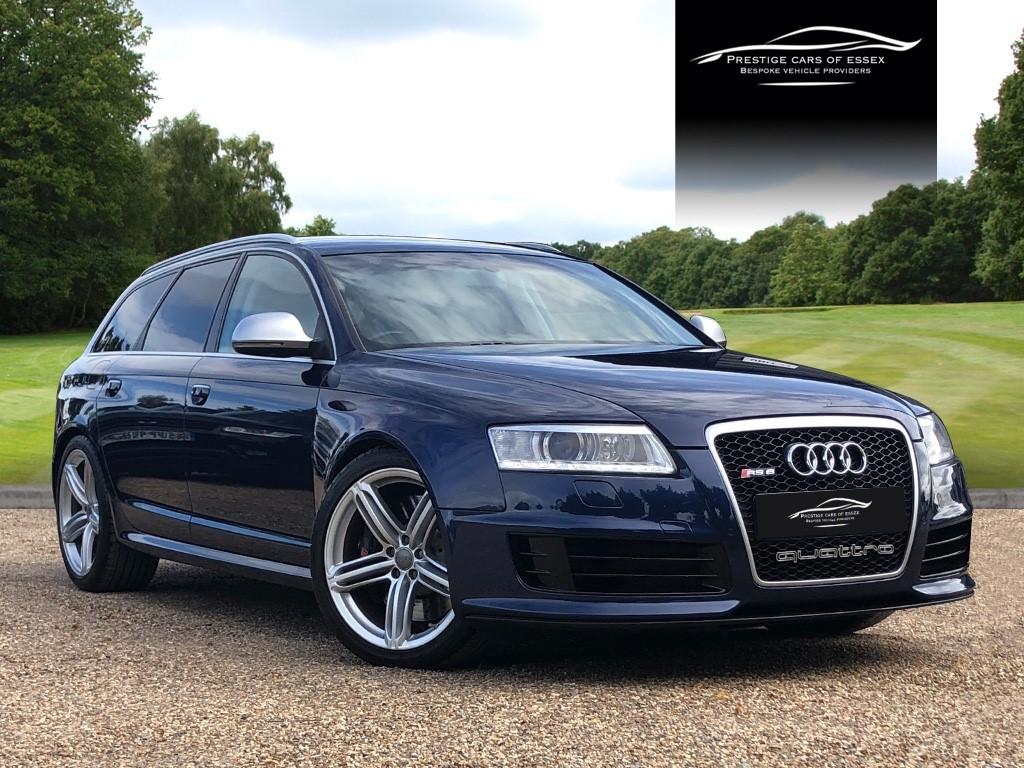 used Audi RS6 AVANT QUATTRO in ongar-essex