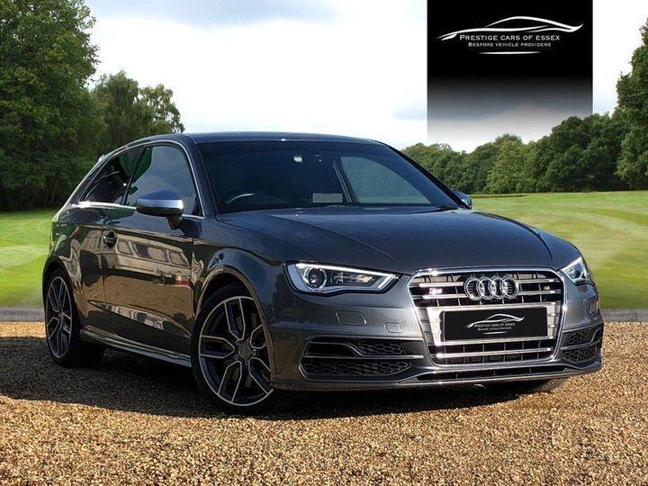 used Audi S3 QUATTRO in ongar-essex