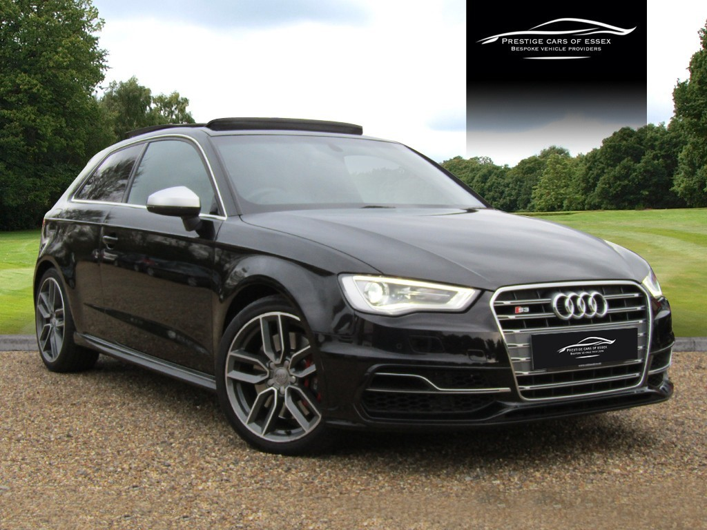 used Audi S3 QUATTRO NAV in ongar-essex