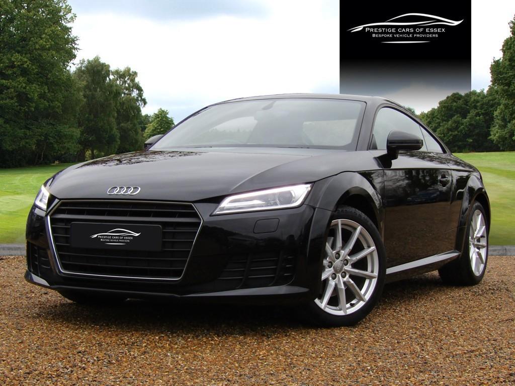 used Audi TT TFSI SPORT in ongar-essex