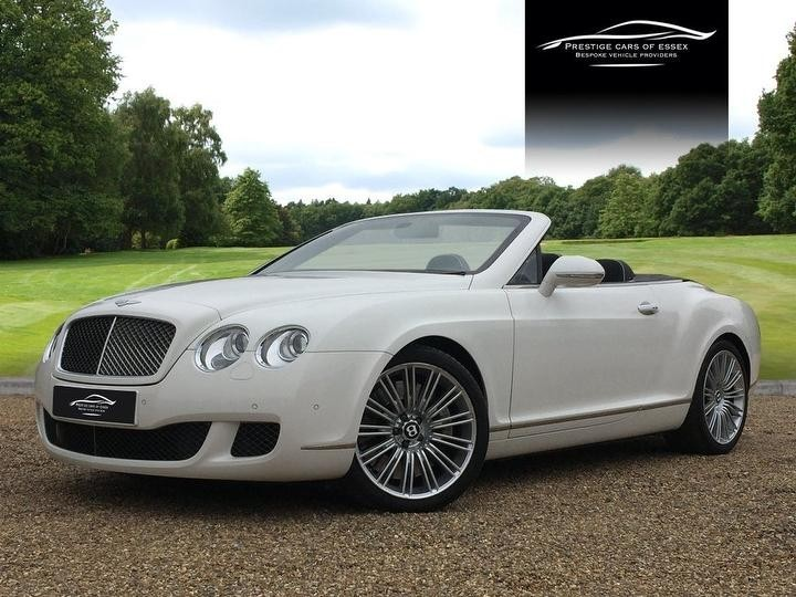 used Bentley Continental GTC SPEED in ongar-essex