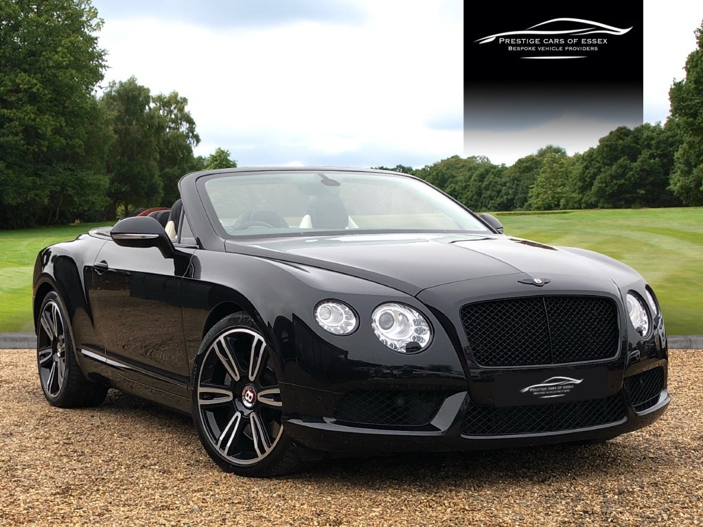 used Bentley Continental GTC V8 in ongar-essex