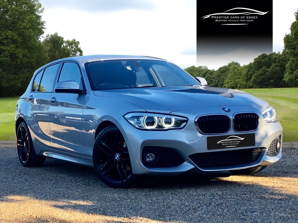 used BMW 116d M SPORT in ongar-essex