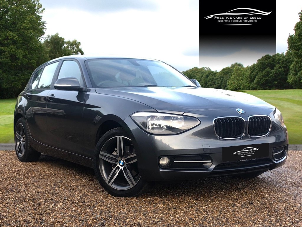 used BMW 118d SPORT in ongar-essex