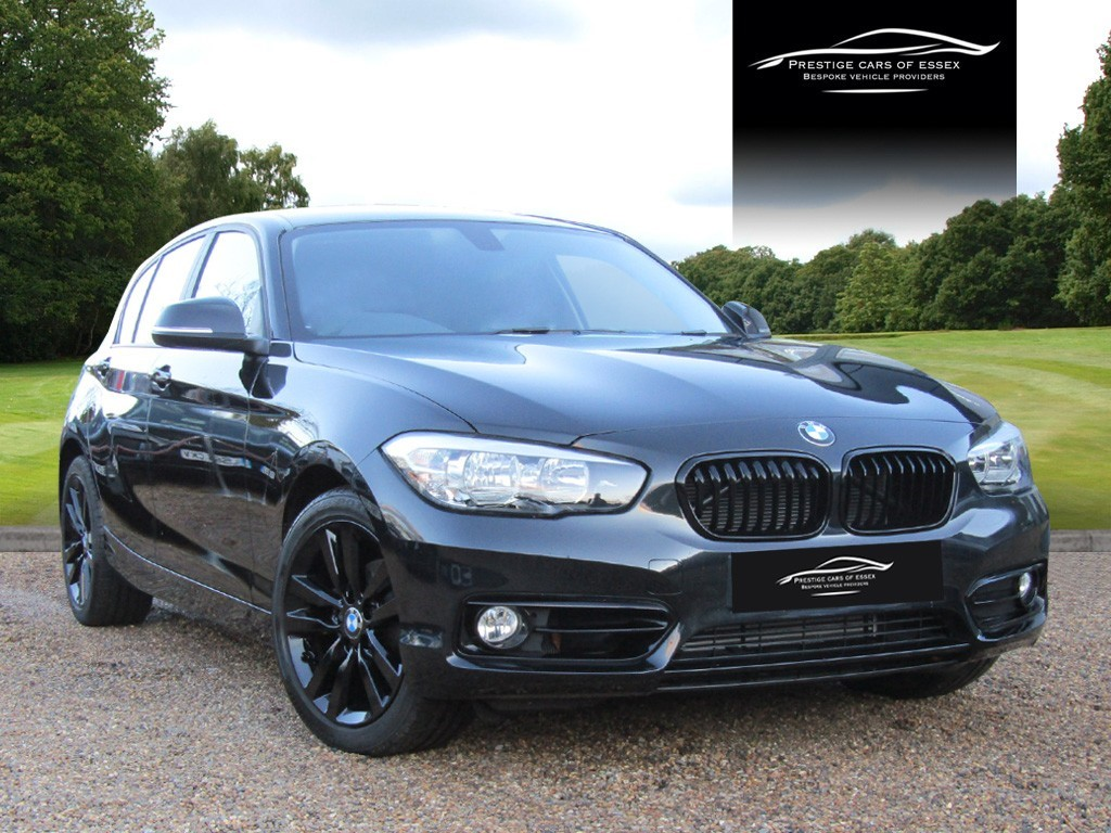 used BMW 118i SPORT in ongar-essex