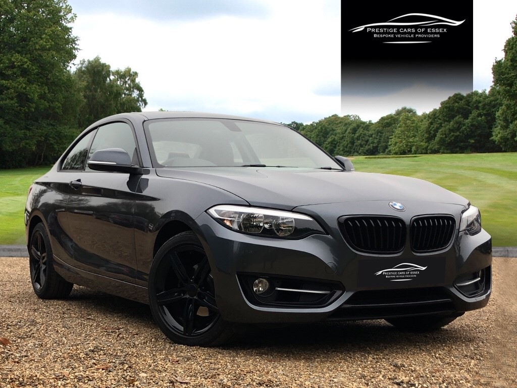 used BMW 218i SPORT in ongar-essex