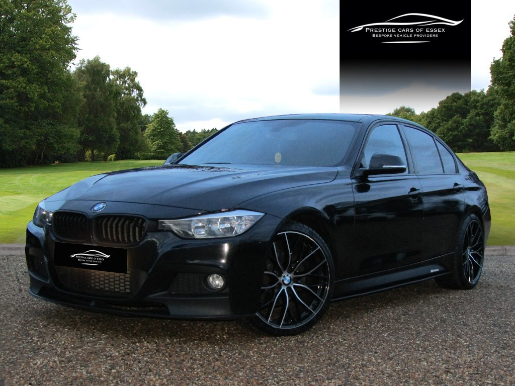used BMW 320d M SPORT in ongar-essex