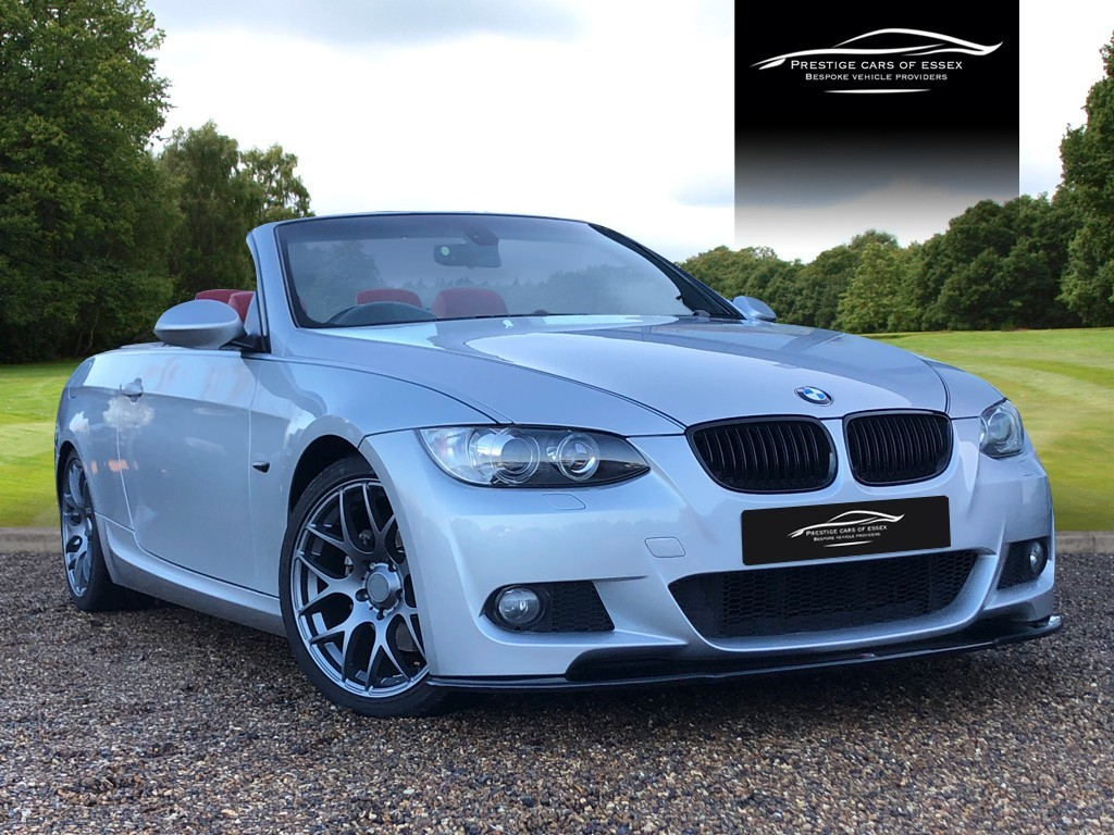 used BMW 320i M SPORT in ongar-essex
