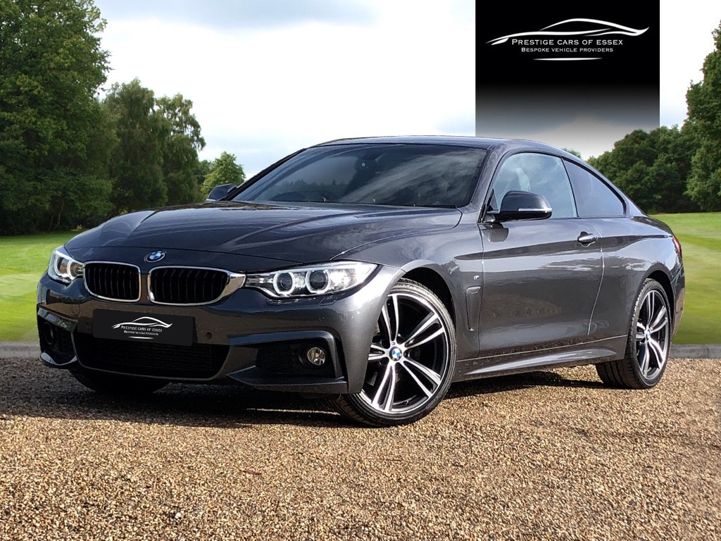 used BMW 420d M SPORT in ongar-essex