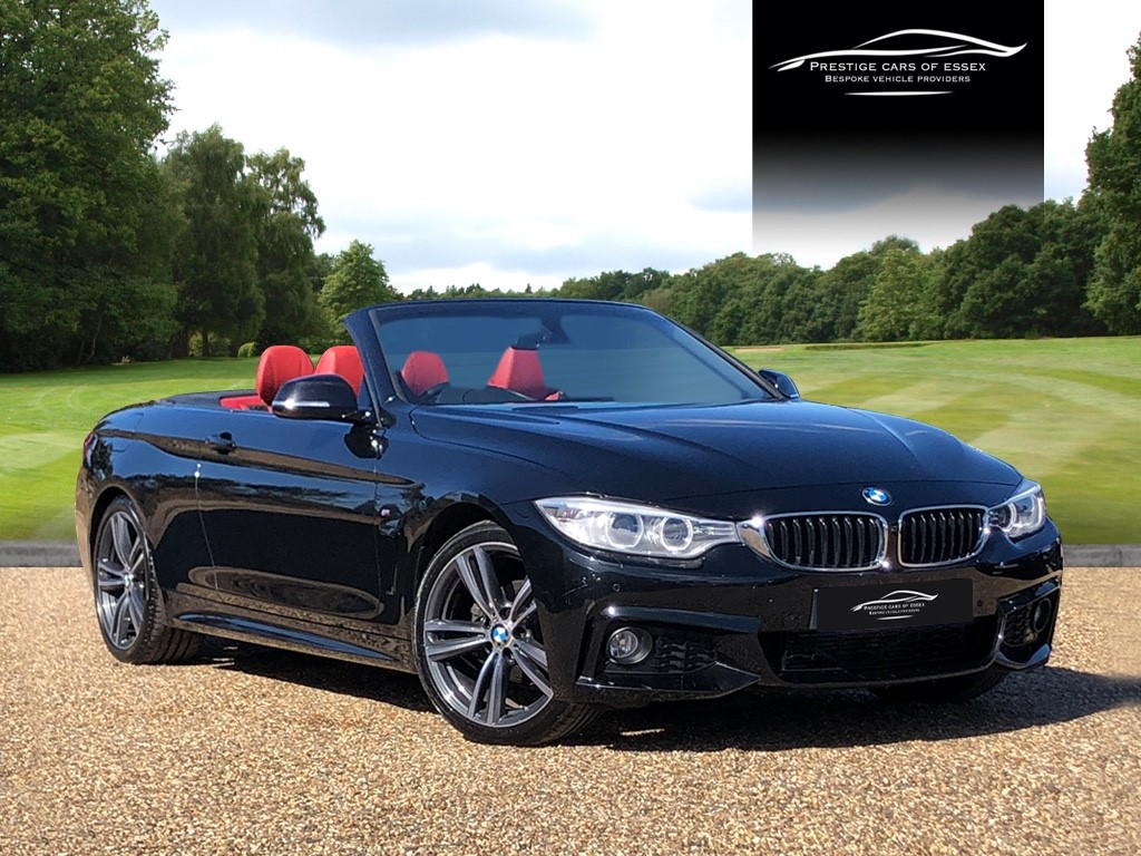 used BMW 420i M SPORT in ongar-essex