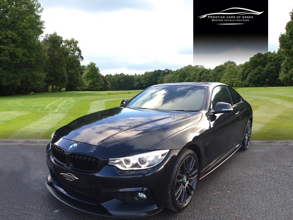 used BMW 435d XDRIVE M SPORT in ongar-essex
