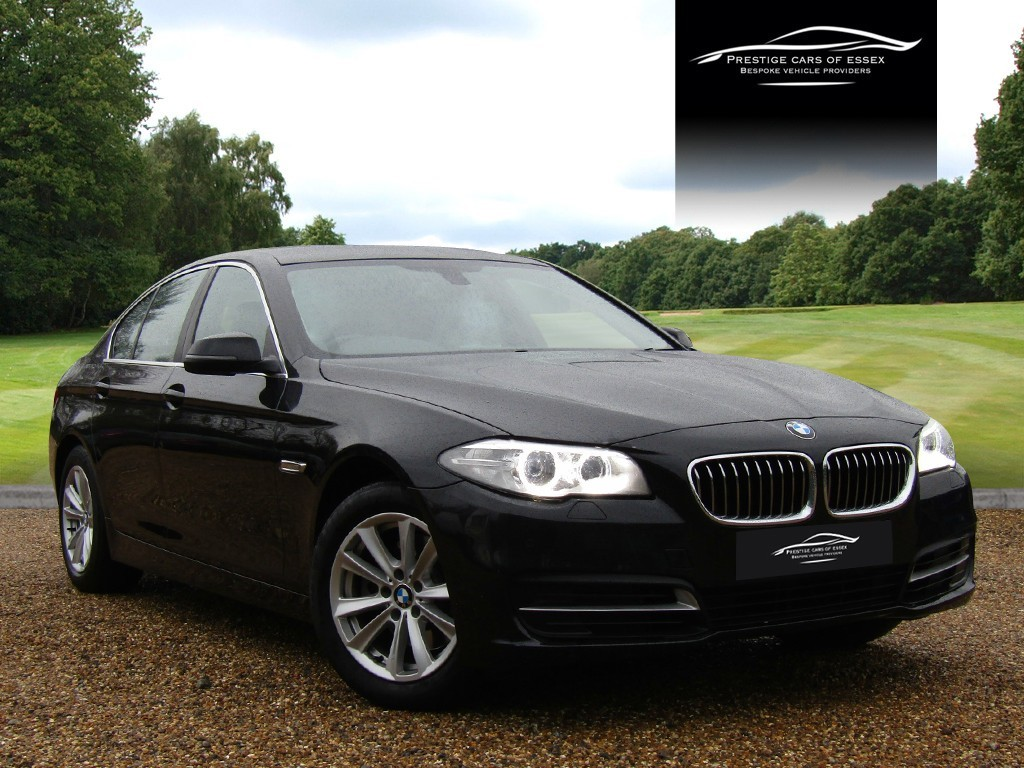 used BMW 518d SE in ongar-essex