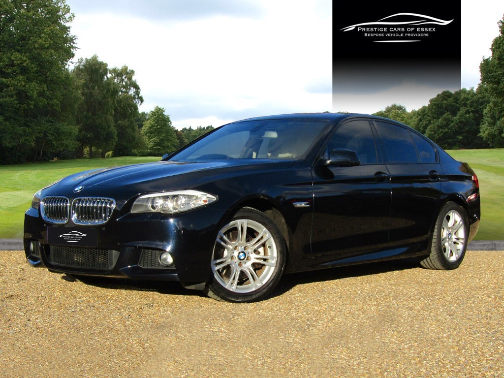 used BMW 520d M SPORT in ongar-essex
